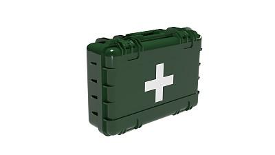 急救包,紧急出口标志,健康保健,土耳其,一个物体,背景分离,药,手提箱,包,急救