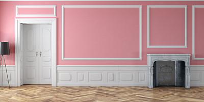 无人,壁炉,古董,起居室,魅力,纹理效果,木隔板,华贵,边框,装饰