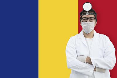 瘟疫,日冕形病毒,健康保健,顺序,概念,背景聚焦,头灯,防污染口罩,衣服