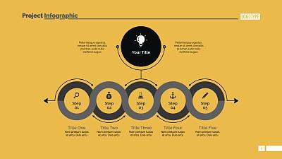 图表,圆形,模板,幻灯片,概念,稳定,标志,忠告,做计划,策略