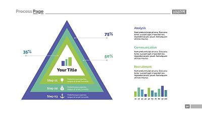 三角形,模板,比例,数字3,互联网,忠告,书页,背景分离,黄色,图表