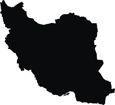 伊朗,轮廓,商务旅行,图像,商业金融和工业,无人,矢量,剪影