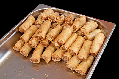春卷,中式外卖,炸果饼,传统,炸制食物,食品,快餐店,餐馆,不健康食物