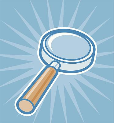 放大镜,人,眼镜,职业,看,科学实验,探索,探险,检查