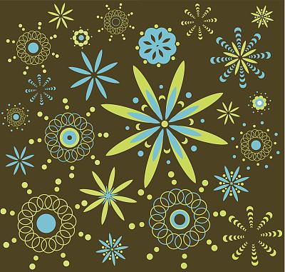 式样,春天,40-80年代风格复兴,艺术,自然纹理,概念和主题,极简构图,花束,弯曲