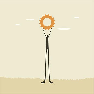 人,概念和主题,矢量,简单,男人,抽象,高大的,成年的,解决,剪影