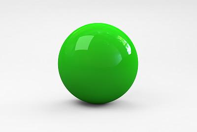 球体,绿色,球,圆形,红色,台球,台球运动,三维图形,运动,反射