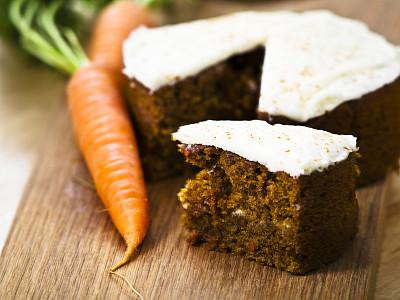 胡萝卜,胡萝卜蛋糕,配菜,奶制品,清新,蛋糕,食品,主食,图像,素食