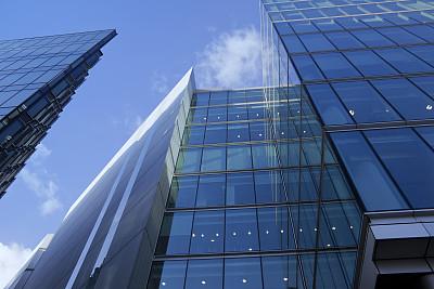 天空,玻璃,公司企业,建筑结构,市区,建筑特色,英格兰,反射,切断