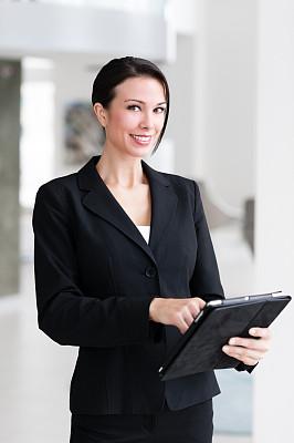 平板电脑,女商人,数字化显示,专门技术,就业和劳动,公司企业,人,白人,办公室