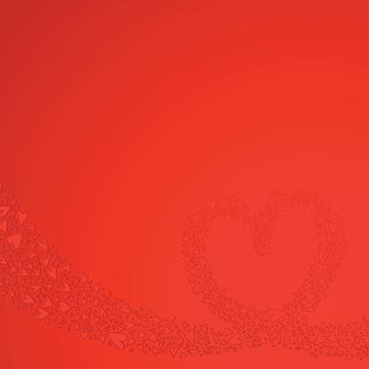 概念,浪漫,红色,式样,背景,心型,爱,流动,庆祝,弯曲