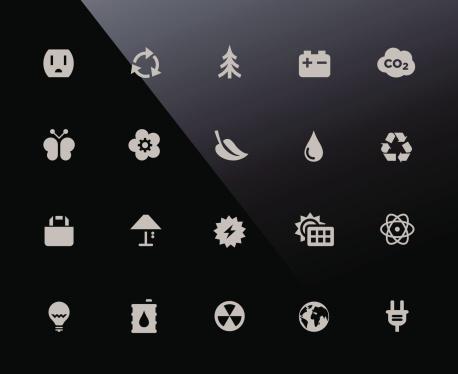 计算机图标,能源,环境,循环利用,箭头符号,灯,黑色,灰色,包,燃烧