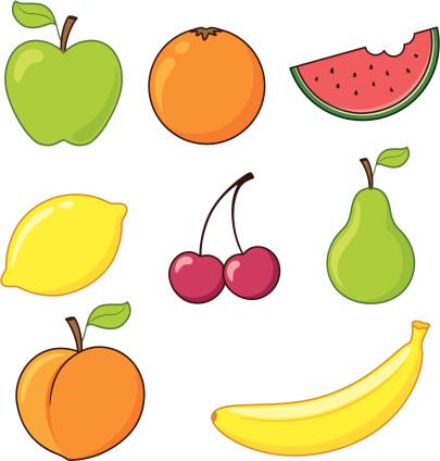 抗坏血酸,樱桃,橙子,生活方式,每日五份,植物茎,健康食物,矢量,叶子,饮食
