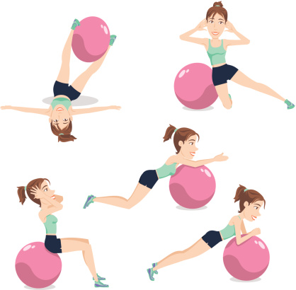 健身球,运动,举重训练,松弛练习,平衡,健身房,阴阳球,实心球,健身器材,风