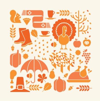 帽子,健康食物,矢量,天气,叶子,火鸡肉,光,食品,围巾,松鼠