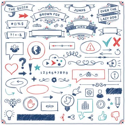 手,化學元素周期表,式樣,長方形,亂畫,燈,潦草,設計元素,矢量,繪制