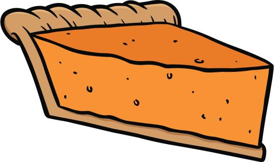 南瓜派,切片食物,份量,矢量,饮食,甜馅饼,晚餐,甜点心,秋天,小吃