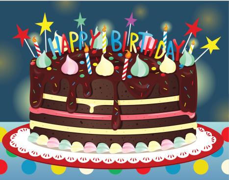 生日,巧克力蛋糕,櫻桃,橫幅,晚會彩帶,烘焙糕點,生日蛋糕,蛋糕蜜餞,慶祝,燃燒