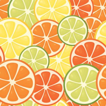 柑橘属,橙子,红橙,份量,酸橙,矢量,背景,横截面,水果,式样