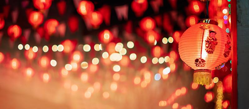 春节,中国人,夜晚