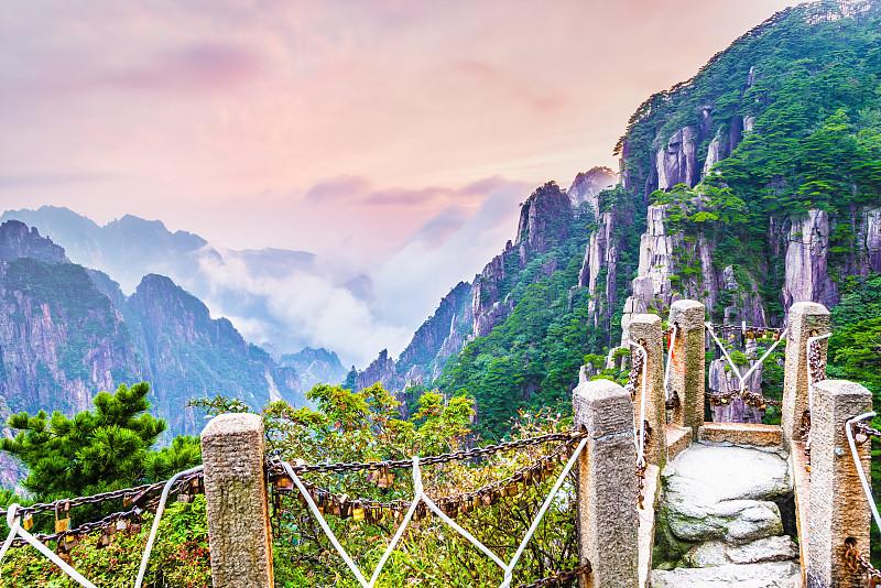 黄山山脉,海洋,西,大峡谷,国内著名景点,自然界的状态,世界遗产,公园,著名景点
