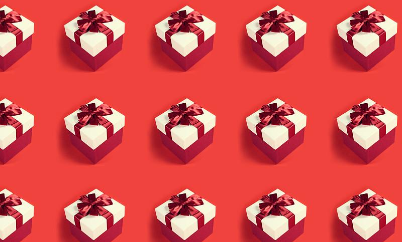 礼物,式样,盒子,传统,周年纪念,2020,事件,新年前夕,浪漫,装饰物