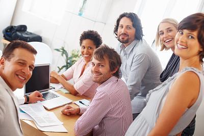 团队,领导能力,非裔美国人,男商人,新创企业,经理,男性,仅成年人,青年人,专业人员