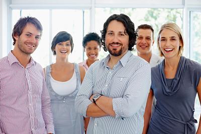 人的头部,团队,美,30到39岁,灵感,水平画幅,美人,白人,男商人,新创企业