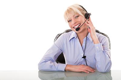 快乐,美,留白,半身像,水平画幅,电话机,噪声,美人,销售职位,白人
