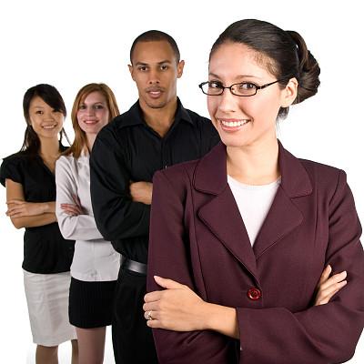 青年人,专业人员,多样,人群,美,拉美人和西班牙裔人,注视镜头,美人,白人,非裔美国人