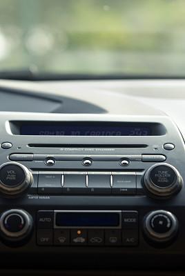 仪表板,汽车,本田思域,光盘机,轿车,垂直画幅,选择对焦,正面视角,留白,新的