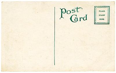 明信片,1900,爱德华七世时代风格,正面视角,留白,褐色,水平画幅,无人,古典式,白色背景