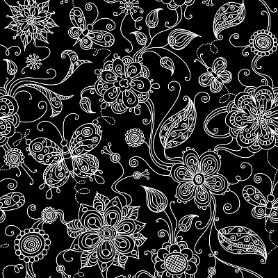 壁纸,美,形状,纺织品,蝴蝶,绘画插图,古典式,夏天,四方连续纹样,计算机制图