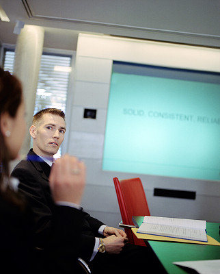 会议,垂直画幅,办公室,选择对焦,脑风暴,智慧,人群,套装,商务会议,男商人