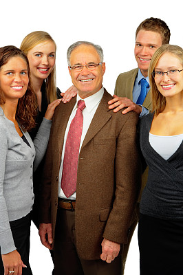 商务,团队,垂直画幅,正面视角,混合年龄,套装,商务关系,男商人,经理,仅成年人