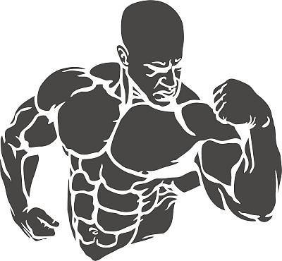 类固醇,躯干,男子气概,无人,绘画插图,性格,运动员,仅成年人,活力,非凡的