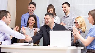 青年人,商务,办公室,人群,职业,鼓掌欢迎,混合年龄,领导能力,忙碌,男商人