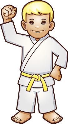 空手道,儿童,奖金,柔道,柔术,武术,四肢,绘画插图,第一名,性格