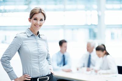 商务,家庭生活,美,留白,领导能力,水平画幅,注视镜头,会议,美人,人群