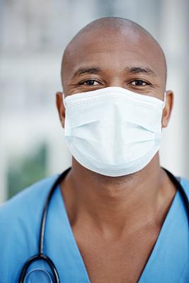 高潮,病人,垂直画幅,美,留白,面罩,注视镜头,美人,白人