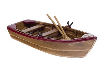木制,模型,船,玩具船,水平画幅,无人,背景分离,涂料,运动,空的
