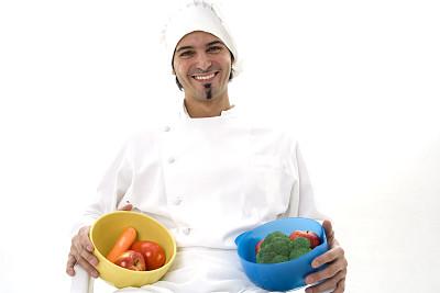 青年人,素食,男性,仅男人,仅成年人,白色,低碳水化合物饮食,人的脸部,青年男人