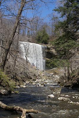 汉密尔顿,尼亚加拉河,尼亚加拉瀑布,自然,垂直画幅,水,天空,公园,悬崖,旅游目的地