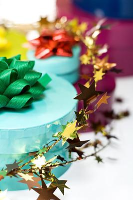 概念和主题,垂直画幅,留白,幸福,惊奇,圣诞礼物,概念,礼物,新年