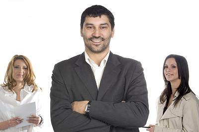 商务,团队,智慧,男商人,文档,经理,男性,仅成年人,白色,信心