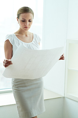 女商人,垂直画幅,图像,文档,仅成年人,现代,青年人,专业人员,设计师,公司企业