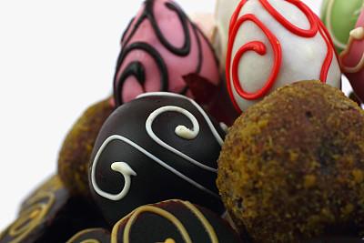 蛋糕,碳酸饮料,棒棒糖蛋糕,黑巧克力,水平画幅,无人,布朗尼,烘焙糕点,生日,特写