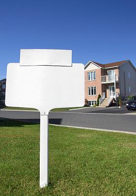 待售,房地产,房屋,垂直画幅,正面视角,留白,新的,郊区,家庭生活,草坪