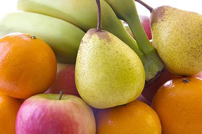 水果,精神振作,饮食,水平画幅,橙色,梨,无人,色彩鲜艳,有机食品,生食