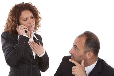 商务会谈,麻烦,留白,套装,男商人,男性,仅成年人,青年人,公司企业,正装